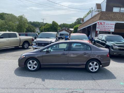 2010 Honda Civic for sale at TNT Auto Sales in Bangor PA