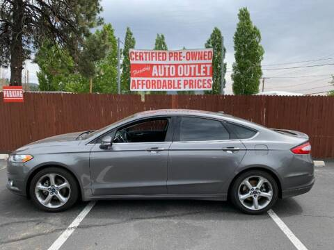 2013 Ford Fusion for sale at Flagstaff Auto Outlet in Flagstaff AZ