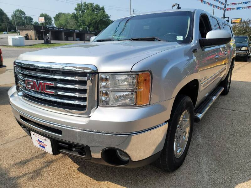 2010 GMC Sierra 1500 for sale at County Seat Motors in Union MO