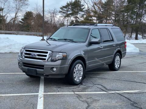 2013 Ford Expedition for sale at Westford Auto Sales in Westford MA
