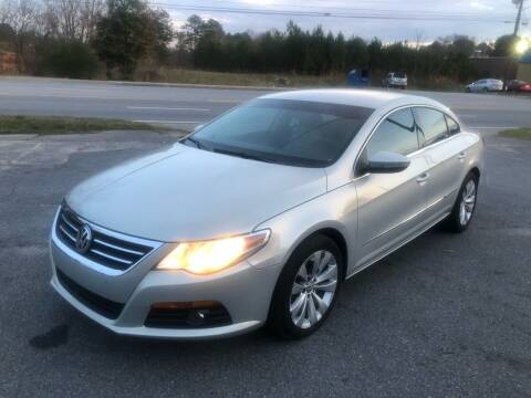 2009 Volkswagen CC for sale at CAR STOP INC in Duluth GA
