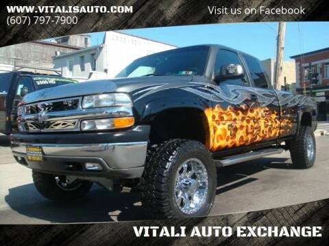 1999 Chevrolet Silverado 2500 for sale at VITALI AUTO EXCHANGE in Johnson City NY