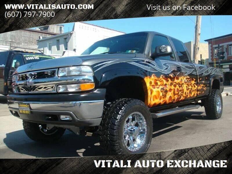 1999 Chevrolet Silverado 2500 for sale at VITALI AUTO EXCHANGE in Johnson City NY