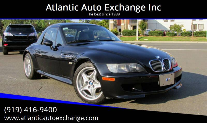 2001 BMW M for sale at Atlantic Auto Exchange Inc in Durham NC