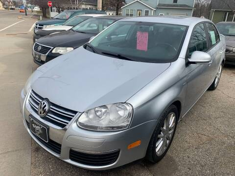 2008 Volkswagen Jetta for sale at Nelson's Straightline Auto - 23923 Burrows Rd in Independence WI