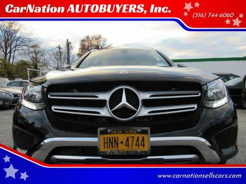 2018 Mercedes-Benz GLC for sale at CarNation AUTOBUYERS, Inc. in Rockville Centre NY