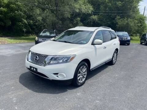 2014 Nissan Pathfinder for sale at Ryan Brothers Auto Sales Inc in Pottsville PA