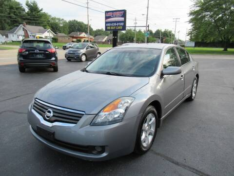 2009 Nissan Altima for sale at Lake County Auto Sales in Painesville OH