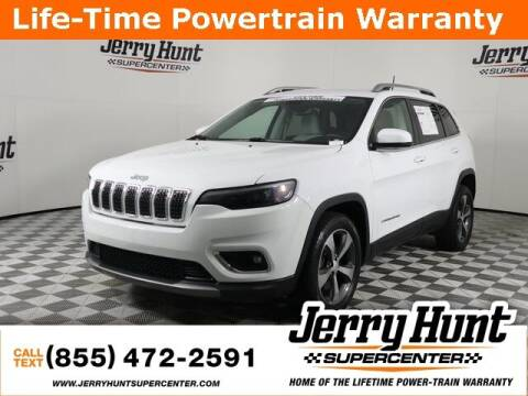 2019 Jeep Cherokee for sale at Jerry Hunt Supercenter in Lexington NC
