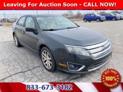 2010 Ford Fusion for sale at Glenbrook Dodge Chrysler Jeep Ram and Fiat in Fort Wayne IN