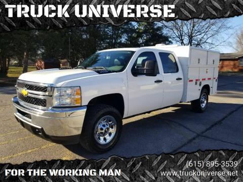 2012 Chevrolet Silverado 3500HD for sale at TRUCK UNIVERSE in Murfreesboro TN