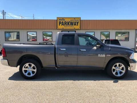 2014 RAM Ram Pickup 1500 for sale at Parkway Motors in Springfield IL