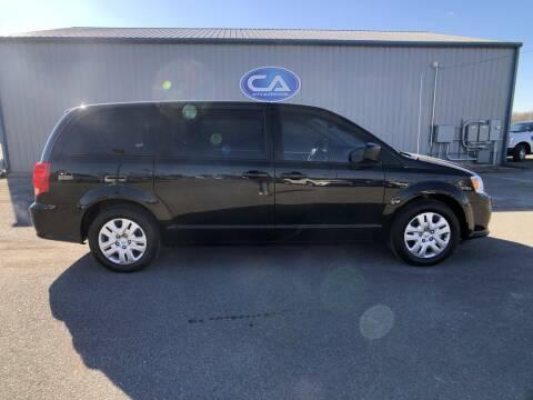 2018 Dodge Grand Caravan for sale at City Auto in Murfreesboro TN