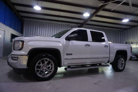 2017 GMC Sierra 1500 for sale at SOUTHWEST AUTO CENTER INC in Houston TX