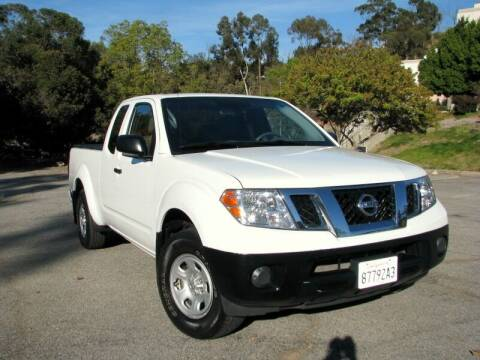 2018 Nissan Frontier for sale at Used Cars Los Angeles in Los Angeles CA
