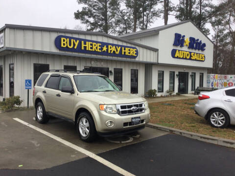 2011 Ford Escape for sale at Bi Rite Auto Sales in Seaford DE