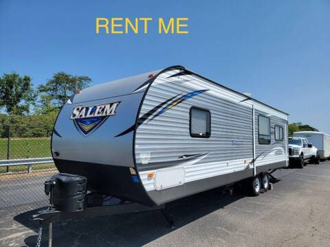 2017 Forest River Salem 27RLSS for sale at Government Fleet Sales - Rent Me in Kansas City MO