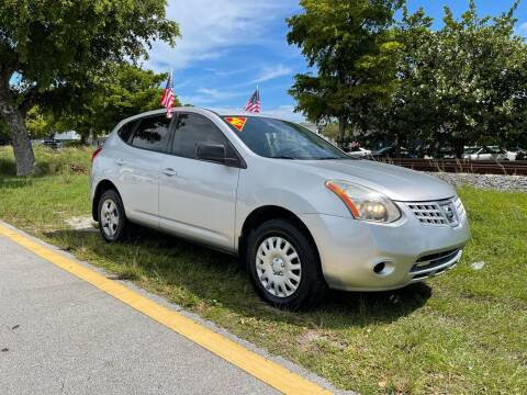 2009 Nissan Rogue for sale at WRD Auto Sales in Hollywood FL