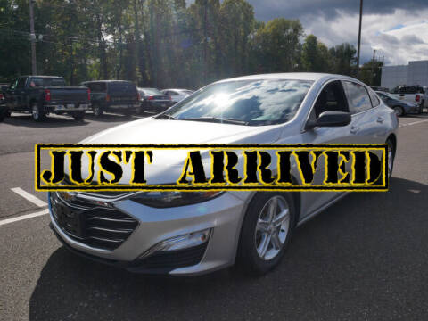 2020 Chevrolet Malibu for sale at BRYNER CHEVROLET in Jenkintown PA