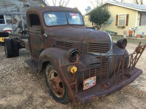1947 Dodge Ram Pickup 1500 for sale at Classic Car Deals in Cadillac MI