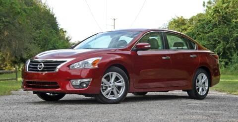 2014 Nissan Altima for sale at ATLANTIC MOTORS GP LLC in Houston TX
