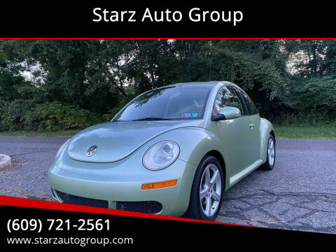 2008 Volkswagen New Beetle for sale at Starz Auto Group in Delran NJ
