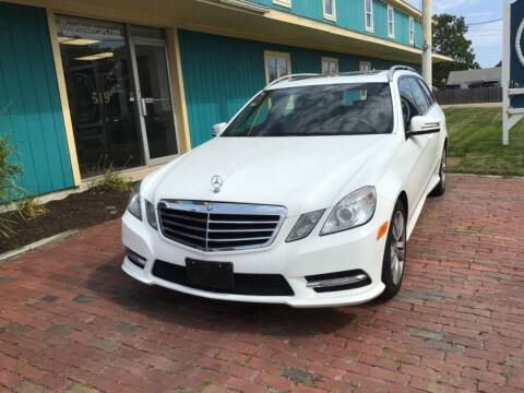 2013 Mercedes-Benz E-Class for sale at Willow Street Motors in Hyannis MA