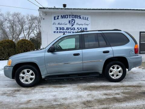 2006 GMC Envoy for sale at EZ Motors in Deerfield OH