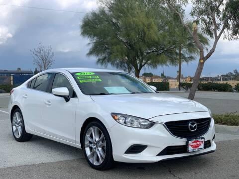 2015 Mazda MAZDA6 for sale at Esquivel Auto Depot in Rialto CA