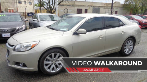 2015 Chevrolet Malibu for sale at RVA MOTORS in Richmond VA