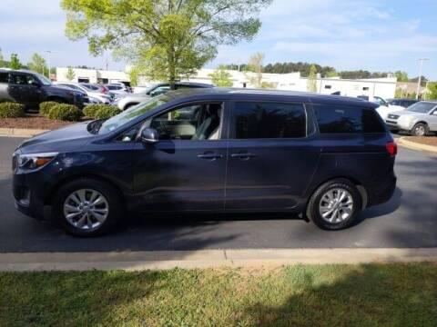 2017 Kia Sedona for sale at Southern Auto Solutions - Lou Sobh Honda in Marietta GA
