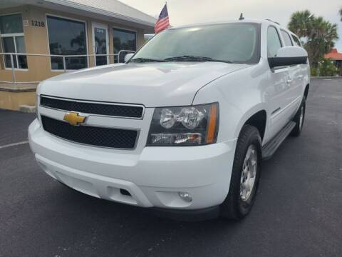 2013 Chevrolet Suburban for sale at BC Motors of Stuart in West Palm Beach FL