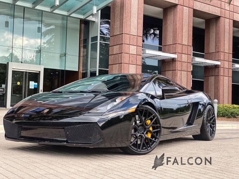 2006 Lamborghini Gallardo for sale at FALCON AUTO BROKERS LLC in Orlando FL
