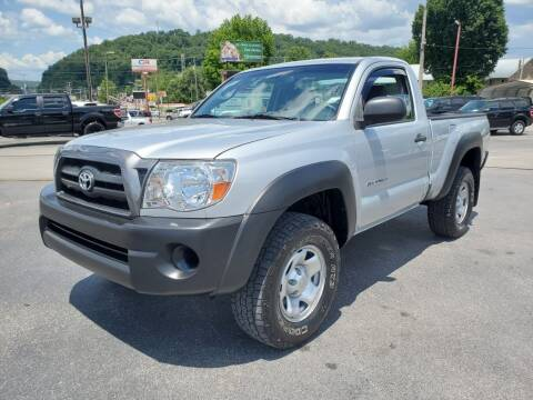 2006 Toyota Tacoma for sale at MCMANUS AUTO SALES in Knoxville TN