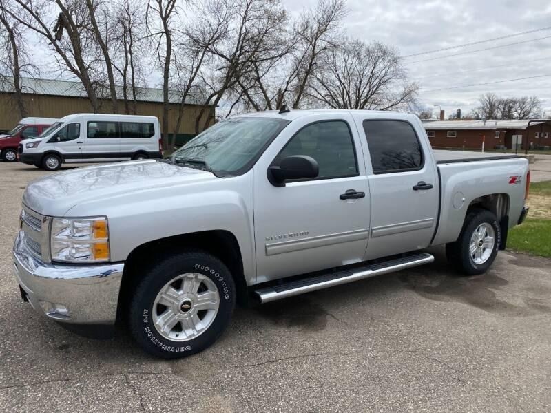 2013 Chevrolet Silverado 1500 for sale at Atwater Ford Inc in Atwater MN