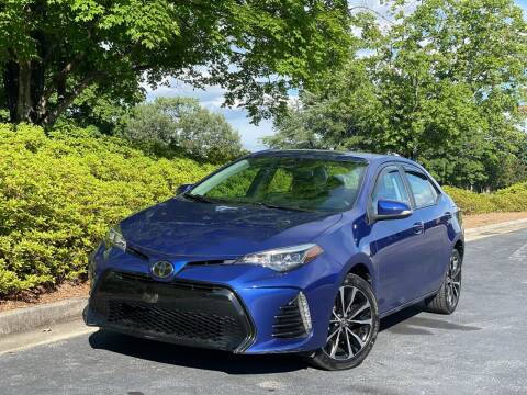 2019 Toyota Corolla for sale at William D Auto Sales in Norcross GA