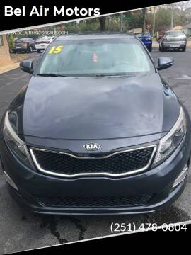 2015 Kia Optima for sale at Bel Air Motors in Mobile AL
