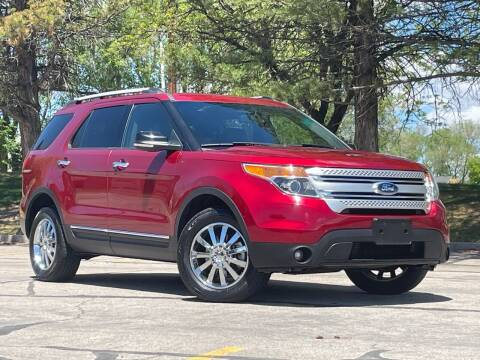 2013 Ford Explorer for sale at Used Cars and Trucks For Less in Millcreek UT