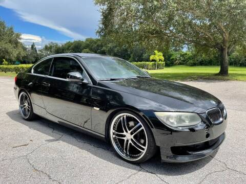 2011 BMW 3 Series for sale at ROADHOUSE AUTO SALES INC. in Tampa FL