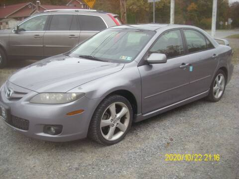 2006 Mazda MAZDA6 for sale at Motors 46 in Belvidere NJ