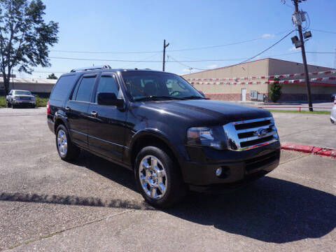 2014 Ford Expedition for sale at BLUE RIBBON MOTORS in Baton Rouge LA