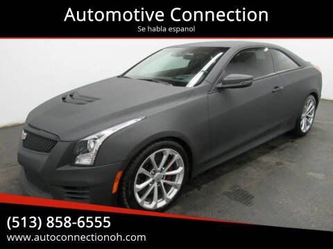 2016 Cadillac ATS-V for sale at Automotive Connection in Fairfield OH