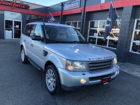 2007 Land Rover Range Rover Sport for sale at Goodfella's  Motor Company in Tacoma WA