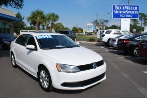 2011 Volkswagen Jetta for sale at BlueWater MotorSports in Wilmington NC