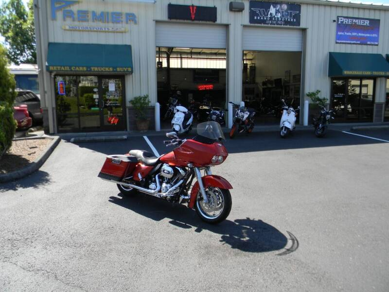 2013 Harley-Davidson Road Glide FLTRX for sale at PREMIER MOTORSPORTS in Vancouver WA