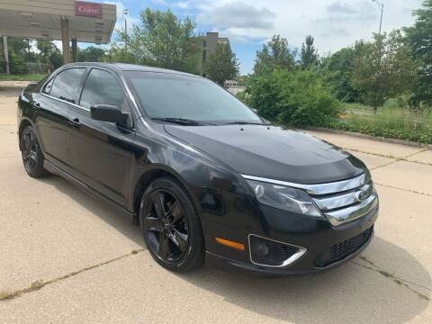 2011 Ford Fusion for sale at Xtreme Auto Mart LLC in Kansas City MO