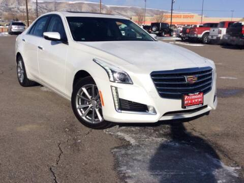 2019 Cadillac CTS for sale at Rocky Mountain Commercial Trucks in Casper WY