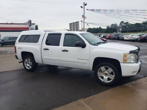2008 Chevrolet Silverado 1500 for sale at Rum River Auto Sales in Cambridge MN
