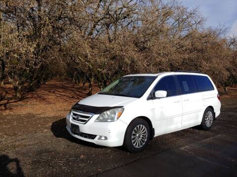 2007 Honda Odyssey for sale at M AND S CAR SALES LLC in Independence OR