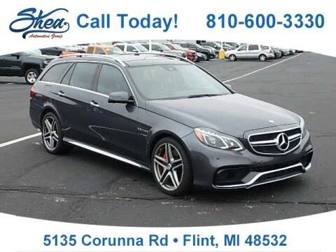 2014 Mercedes-Benz E-Class for sale at Jamie Sells Cars 810 in Flint MI
